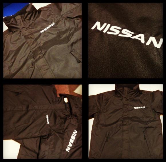 """Žieminė """"Nissan"""" striukė"""
