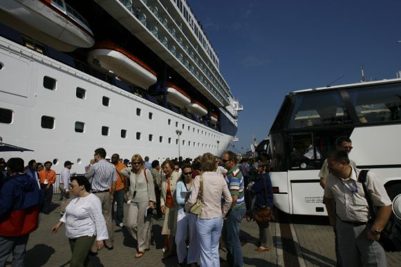 20.3 percent more foreign tourists came to Lithuania last year.
