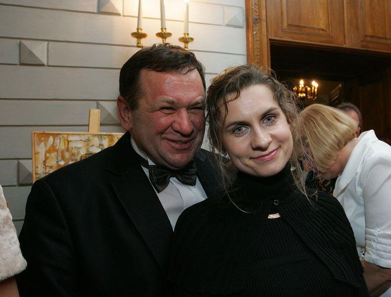 Kęstutis Pūkas ir Lina Pūkienė