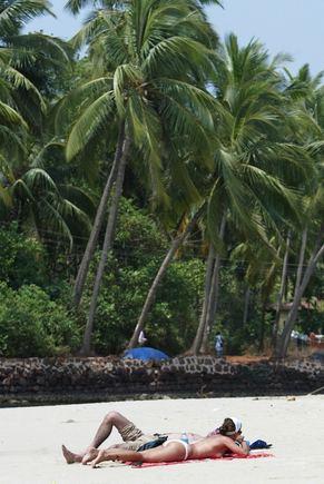 Goa paplūdimys