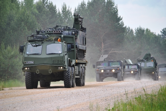 Lietuva budėti NATO greitojo reagavimo pajėgose savo karius skiria nuo 2005 metų.