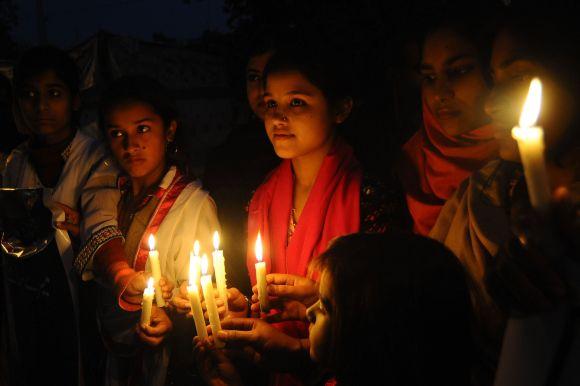 Pakistano krikščionys