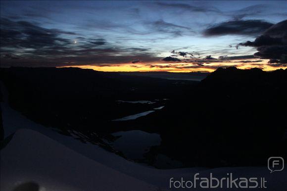 MM alpinistų nuotr./Saulėtekis