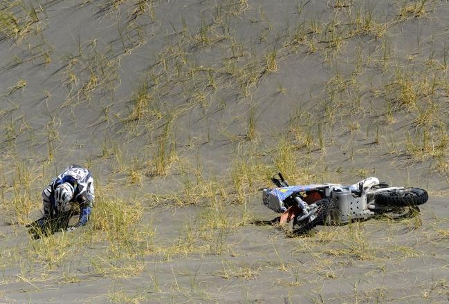 Dakaro ralis 2012: antrasis greičio ruožas