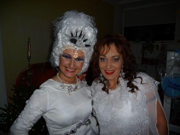 Inga Budrienė ir Džordana Butkutė