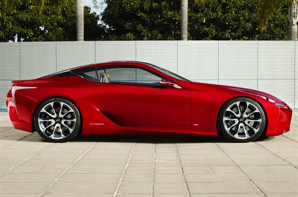 """Lexus LF-LC"" konceptas"