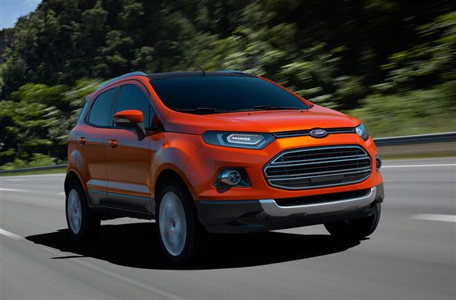 """Ford EcoSport"" koncepcija"
