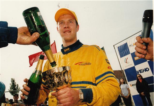 Ramūno Čapkausko karjera automobilių sporte