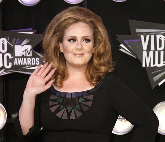 Dainininkė Adele