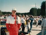 Asmeninio archyvo nuotr./Ramūno Čapkausko karjera automobilių sporte