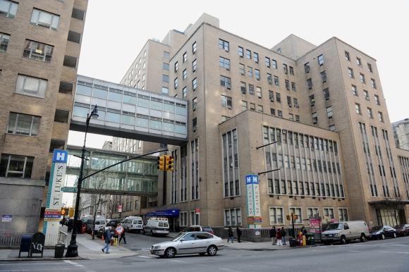AFP/Scanpix nuotr./Ligoninė, kurioje Beyonce susilaukė pirmosios atžalos