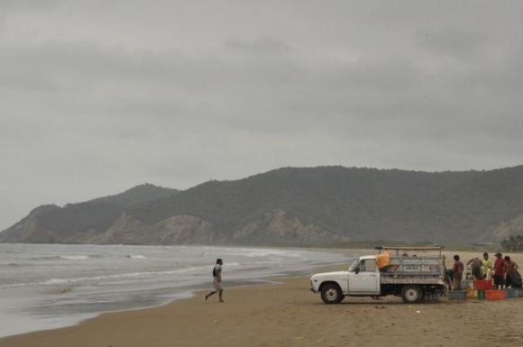 Greitgrisim.lt nuotr./Ekvadoro pakrantė