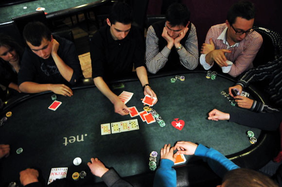 Sportinis pokeris