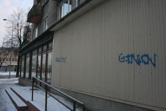 Aurelijos Kripaitės/15min.lt nuotr. /Gin.ov užraaų Klaipėdoje  pilna.