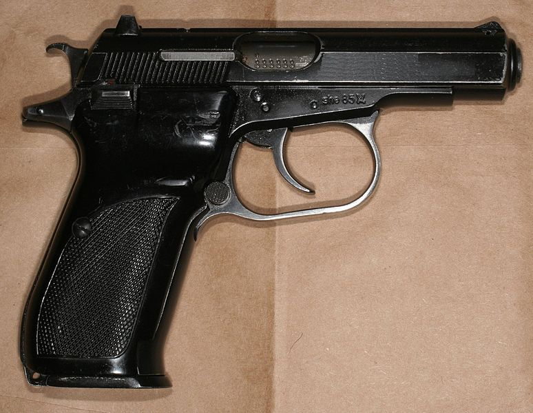 "Pistoletas ""Browning CZ-83"""