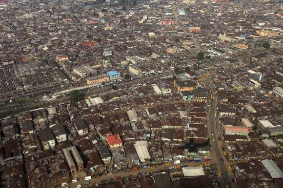 Reuters/Scanpix nuotr./Lagosas ia viraaus