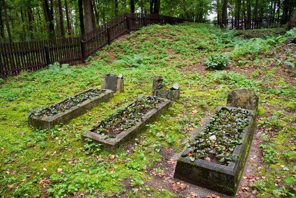 Bitėnų-`ilėnų kapinės