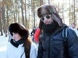 Irmanto Gelūno/15min.lt nuotr./Urtė Šilagalytė ir Danielius Polskis-Gabbana