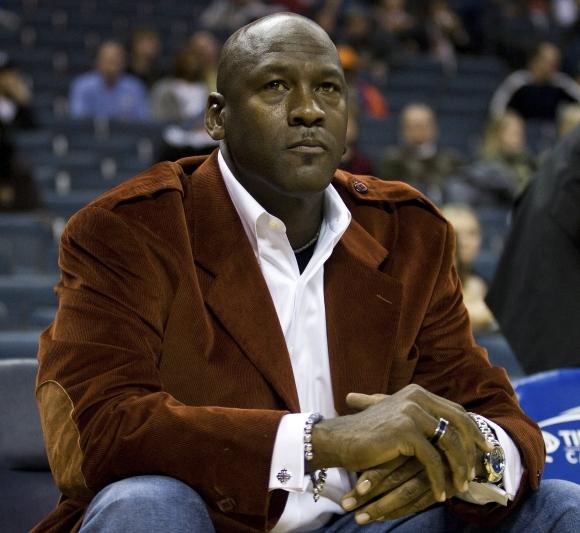 """Michaelui Jordanui priklausantis """"Bobcats"""" klubas – absoliutus NBA lygos autsaideris."""