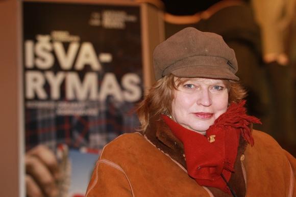 Filosofė Jūratė Baranova.