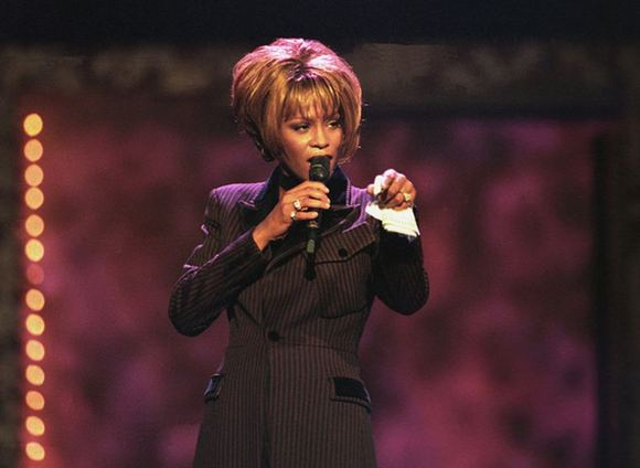 Reuters/Scanpix nuotr./Whitney Houston (1998 m.)