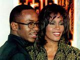 AFP/Scanpix nuotr./Whitney Houston ir jos buvęs vyras Bobby Brownas