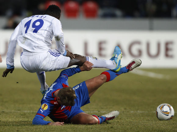 AFP/Scanpix nuotr./Rungtynių akimirkos