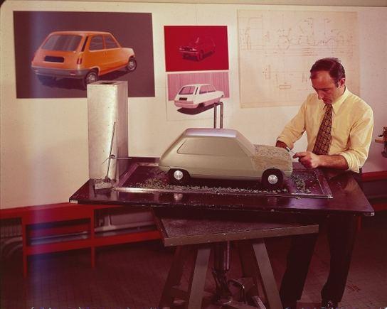 Gamintojo nuotr./Renault 5