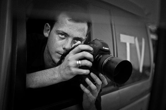 Fotografas Remi Ochlikas