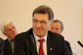 LSDP pirmininkas Algirdas Butkevičius