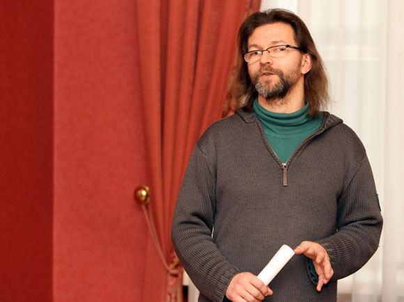 prof. Egdūnas Račius