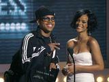 Scanpix nuotr./Chrisas Brownas ir Rihanna 2007-aisiais