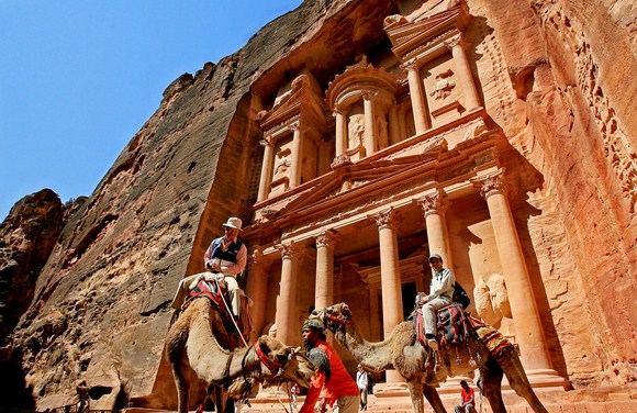 Petros miestas Jordanijoje