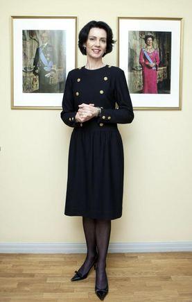 Mariaus Žičiaus nuotr./Švedijos ambasadorė Cecilia Ruthström-Ruin