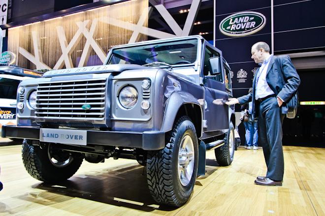 """""""Land Rover Defender"""""""