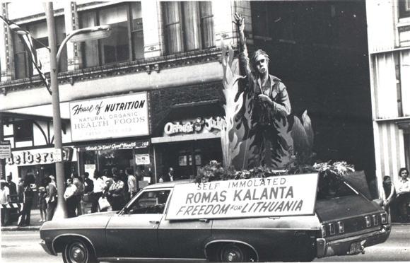 1972-ųjų įvykiai sulaukė didelio atgarsio ir už Atlanto.