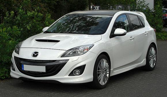 Wikipedia.org nuotr./Mazda Mazdaspeed 3
