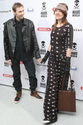 "Juliaus Kalinsko/""15 minučių"" nuotr./Laura Dailidėnienė su vyru Viktoru"