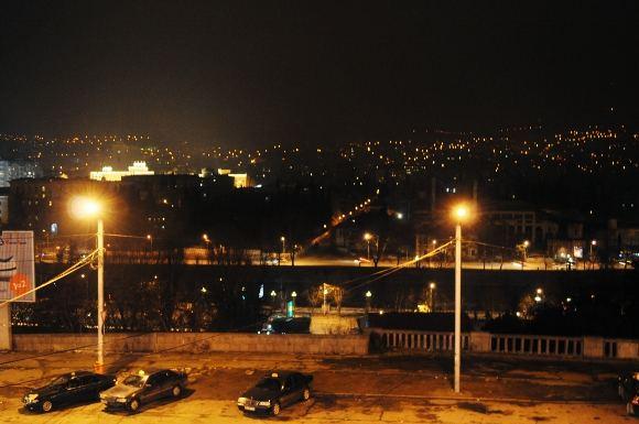 M.Vadiaio nuotr./Naktinis Tbilisis