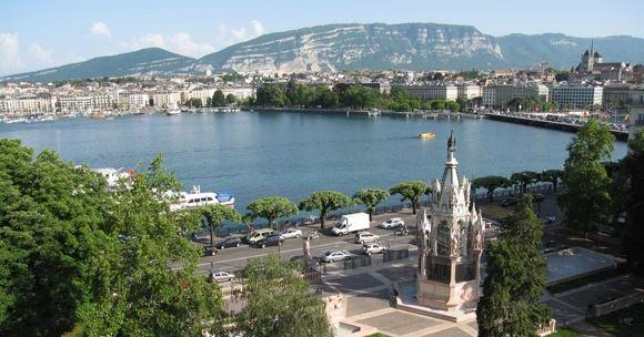 lerichmond.com nuotr./Ženevos ežeras ir kalnai
