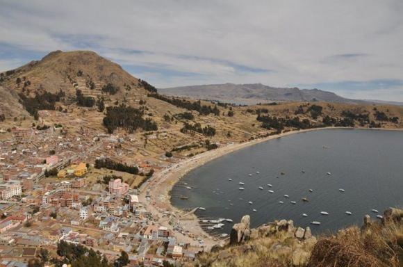 Greitgrisim.lt nuotr./Titikakos ežero pakrantė