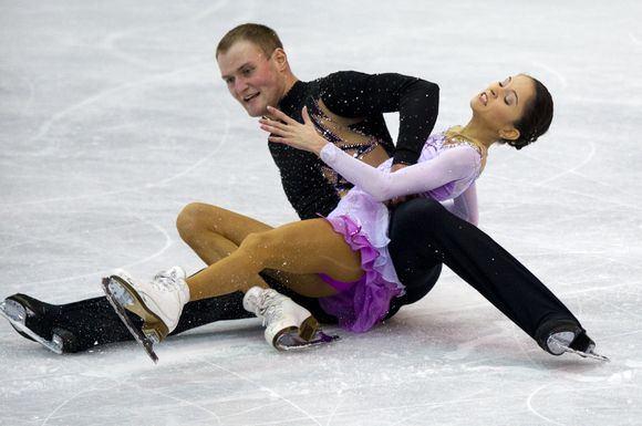 RIA Novosti nuotr./Vera Bazarova ir Yury Larionovas