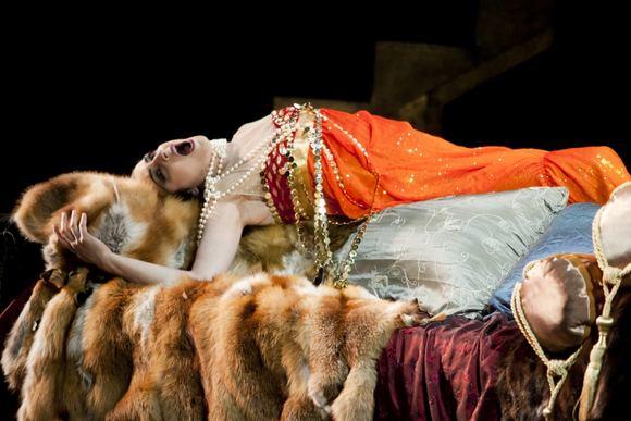 Mariaus Žičiaus nuotr./Bohemiečių naujasis kūrinys  opera Manon Lesko