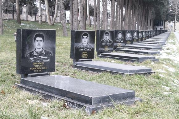 Kalnų Karabacho konflikto aukos