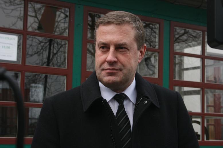 Šilutės rajono meras Virgilijus Pozingis