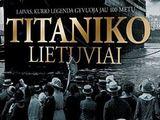 """15min nuotr./Book cover of """"Titaniko lietuviai"""""""