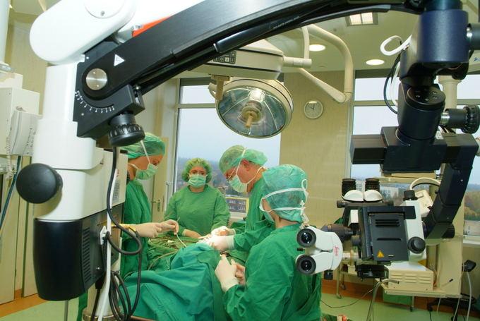 SAM nuotr./Įgyvendinus kardiologijos projektą iagyvenamumas susirgus miokardo infarktu padidėjo 2,5-3 kartus.
