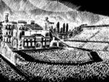 Organizatorių nuotr./Lady Gagos turo Born This Way Ball scena