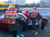 Vilnius International Rotary Club nuotr./2011 Rotary & Interact christmas presents