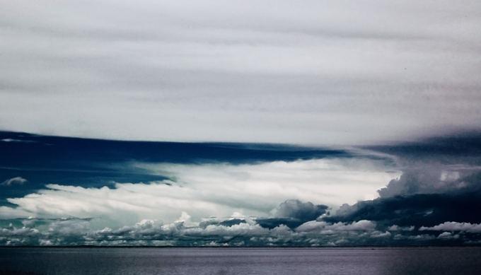 I.Pavliukevičiaus nuotr./Audros debesys